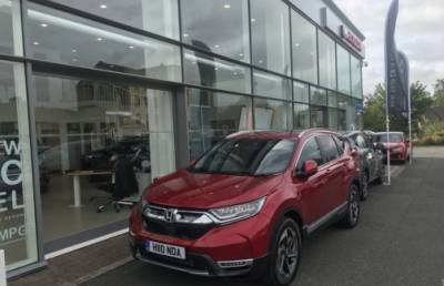 SEPTEMBER SALES EVENT AT HEPWORTH HONDA – CHECK IT OUT