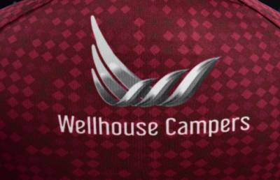 GIANTS WELCOME WELLHOUSE LEISURE AS KIT PARTNER