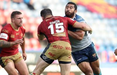 SCOUTING REPORT: CATALANS DRAGONS