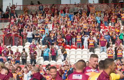 Lucky Seven: Greatest Huddersfield Giants Games