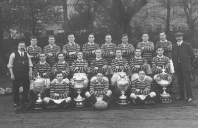 THROWBACKS: FRED LONGSTAFF & TOTAL RUGBY LEAGUE