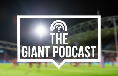 The Giant Podcast: Gareth Davies joins the pod!