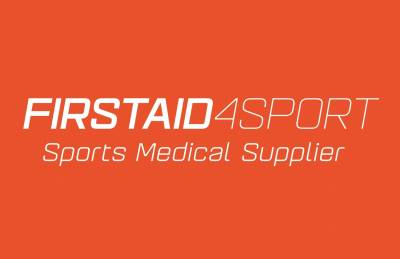 Firstaid4sport sign Giants Partnership