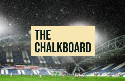 The Chalkboard: 12 teams, 12 styles updated