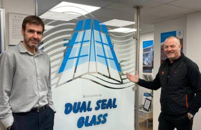 Dual Seal Glass renew partnership with Giants