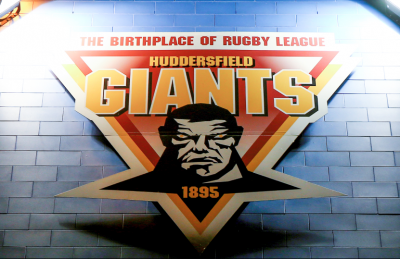 Huddersfield Giants to trial cutting edge AI recording platform Veo Technologies