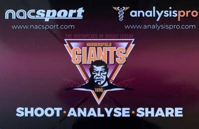 Giants and Nacsport continue fruitful partnership